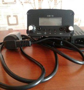 CZH-7C. FM передатчик 76 -108Mhz