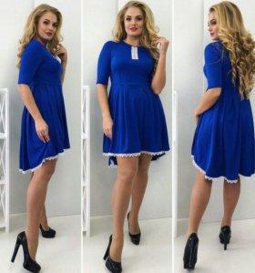 Платье 48-50(маломерит)новое