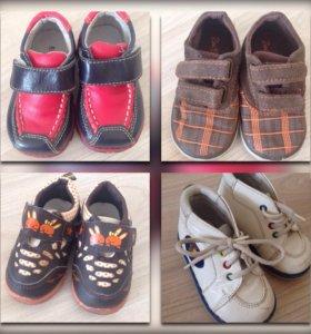 Ботинки кеды обувь