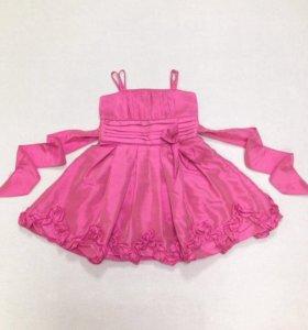 Платье, 4-5 лет