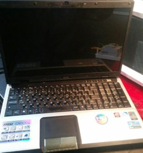 Ноутбук MSI