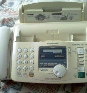 Факс Panasonic kx- fp8