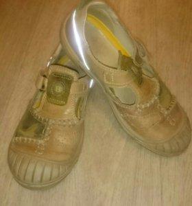 Кеды-сандали