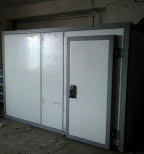 Камеры холодильные от 4.4 куба