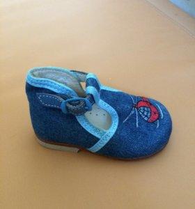 Детские сандали ортопедические