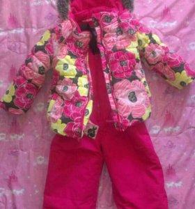 Зимний костюм для девочки Zingaro by Gusti 92