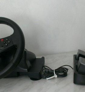 Игровой руль (срочно )