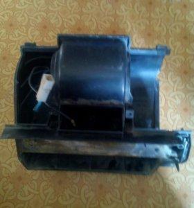 Печка ваз2110-12