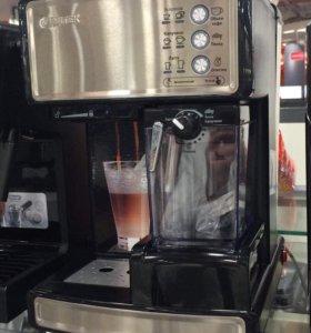 Кофемашина (новая на гарантии)