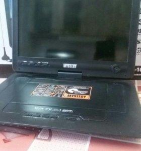 Портативный DVD телевизор