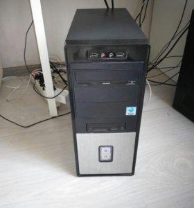 Компьютер (системный блок) с 4-х яд. процессором