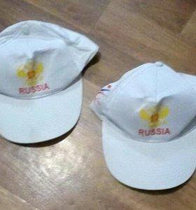 Новые кепки