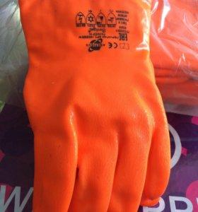 Нефтеморозостойкие перчатки