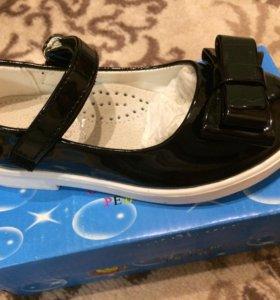 Туфли новые 25