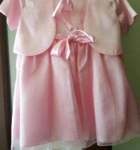 Праздничное платье р. 92