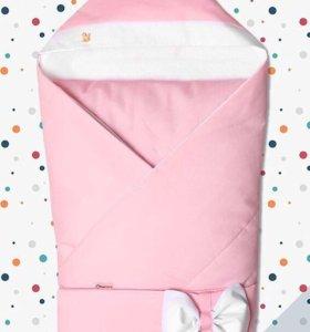 Продаю демисезонний детский конверт на выписку