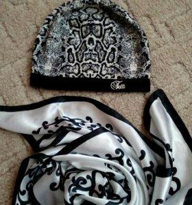Комплекты шапка и шарфик