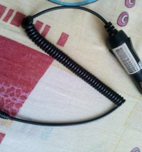 Зарядник для автомобиля