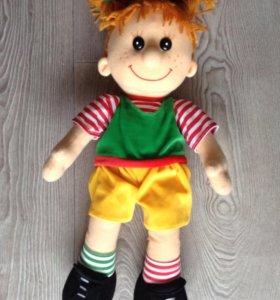 Кукла говорящая новая