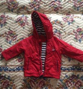 Куртка на тёплую весну / осень