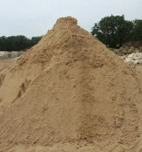 Песок карьерный, щебень, гравий, пгс