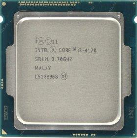 Asrock fatal1ty h97 killer +Intel i3 4170 3.7