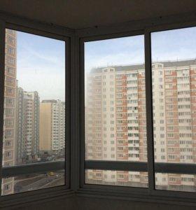 Оконный блок, балконные окна