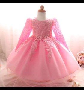 Красивые платья для маленьких модниц на заказ