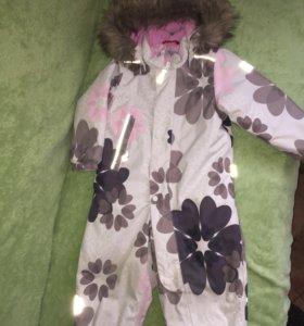 Зимний костюм reima tec