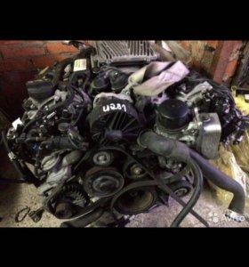Двигатель Мерседес W204, С300, GLK300, 272.968 4WD