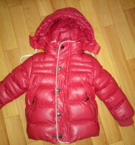 Зимняя детская куртка