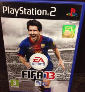 FIFA ⚽️13 PS2