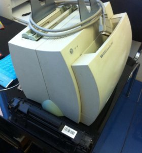 Лазерный принтер HP LaserJet-1100