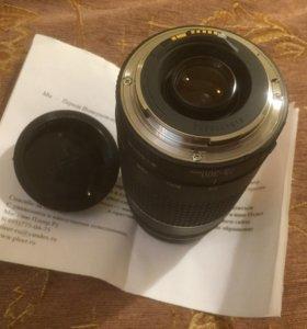 Обьектив Canon EF 75-300 mm f/4 -5.6