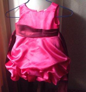 Платье пинетки коронка🌸