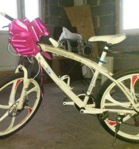 Велосипед BMW