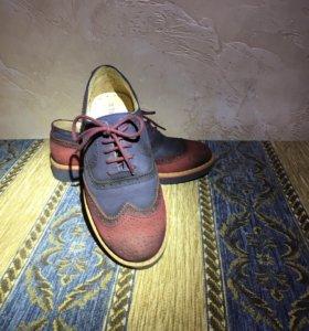 детская обувь Школьные туфли