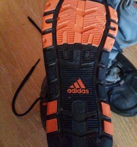 Сапоги Adidas на подростка