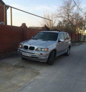 BMW X5 2000г. 4.4