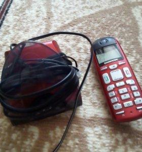 Песпроводной телефон