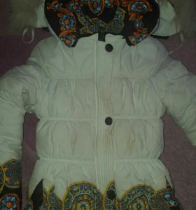 Курточка зима 122-128