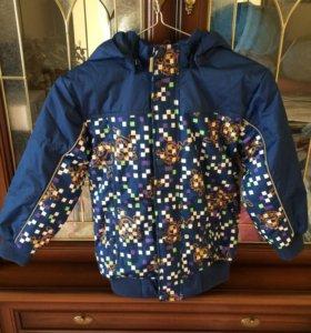 Куртка на весну на мальчика, 5-6 лет