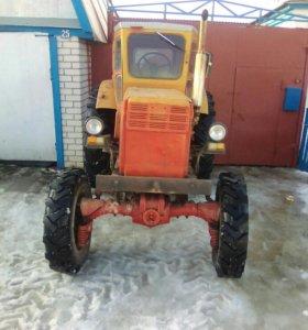 Трактор т-40,пресс подборщик,роторная косилка