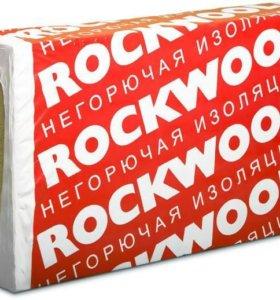 Утеплитель базальтовый Rockwool Кавети Батс