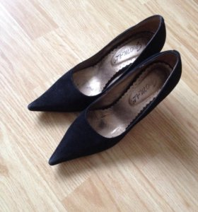 35 туфли нат.замша