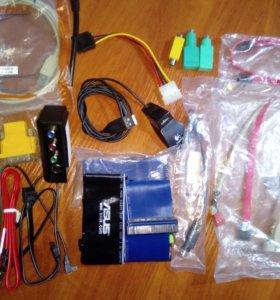 Кабеля, переходники, USB удлинители
