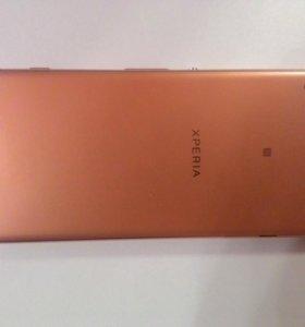 Sony Xperia XA розовое золото