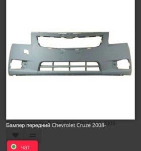 Бампер передний Chevrolet Cruze Шевроле Круз