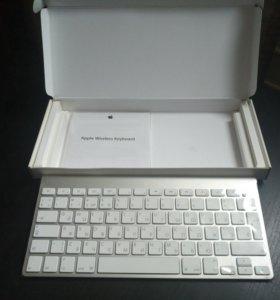 Apple wireless keyboard (новая в заводской пленке)