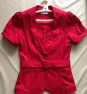 Пиджак с коротким рукавом Orsay 32 размер